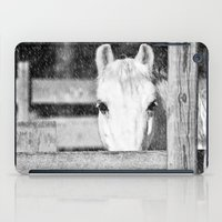 Winter Horse iPad Case