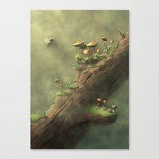 Tiny Life Canvas Print