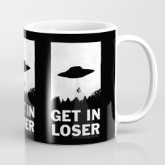 Get In Loser Mug
