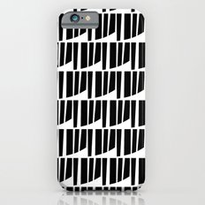 Westfranke Black & White Pattern Slim Case iPhone 6s