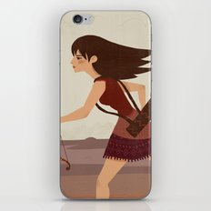 Archer iPhone & iPod Skin