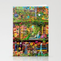 The Secret Garden Book S… Stationery Cards