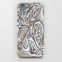 iPhone & iPod Case featuring Geometric  by Erin McGuire Art