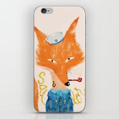 Fox II iPhone & iPod Skin