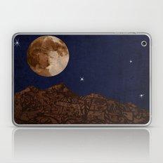 Vintage Angel Moon Laptop & iPad Skin