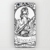 Barracuda iPhone & iPod Skin