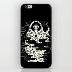 The Magician: Black Magi… iPhone & iPod Skin