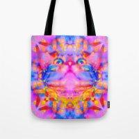 Funky Reincarnation-Lady… Tote Bag