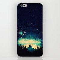 Stellanti Nocte iPhone & iPod Skin