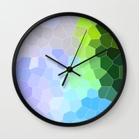Spring Discovery  Wall Clock