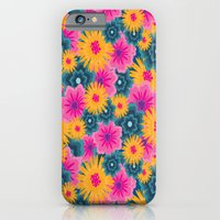 iPhone & iPod Case featuring flor by Aneela Rashid