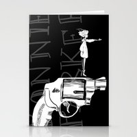 Bonnie Parker Stationery Cards