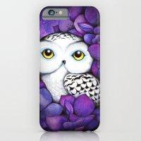 Snowy Owl iPhone 6 Slim Case