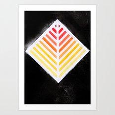 Basics Art Print