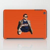Geometric Ditka iPad Case