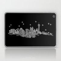 San Antonio, Texas City Skyline Laptop & iPad Skin