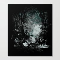 wish you the best my kid Canvas Print