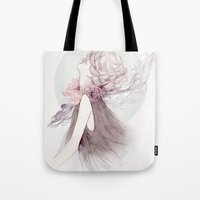 Faceless Series #1 Tote Bag