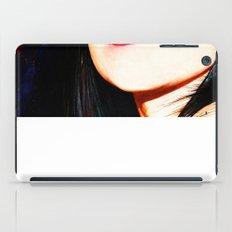 On The Edge Of Desire iPad Case