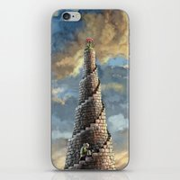 TOWER OF MABEL iPhone & iPod Skin