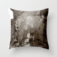 The Civil Wars Throw Pillow