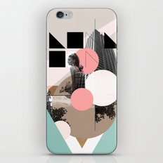 Locals Only - London - UK iPhone & iPod Skin