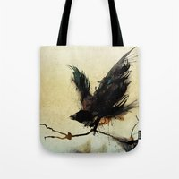 Sweet Bird Tote Bag