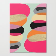 Total Balance Canvas Print