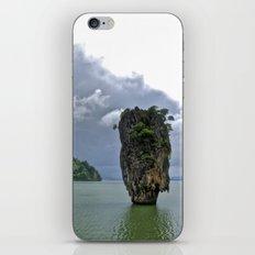007 Island iPhone & iPod Skin