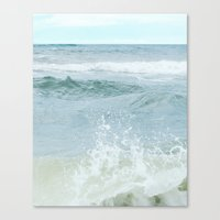 Salt Water for the Soul Canvas Print