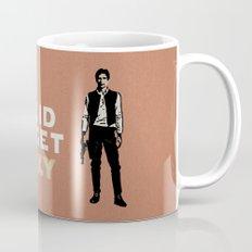Han Solo's Advice Mug