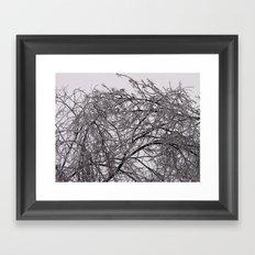 Freeze #2 Framed Art Print