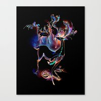 Survival Of The Kindest Canvas Print