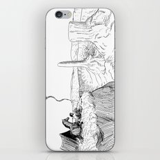 View Over the Canyon iPhone & iPod Skin