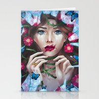 The Wild Rose Stationery Cards