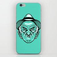 Tio Salamanca iPhone & iPod Skin