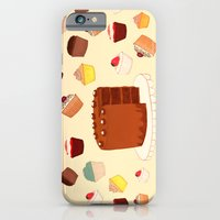 iPhone & iPod Case featuring I Bake your Pardon! by Renia