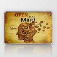 Open Your Mind Laptop & iPad Skin