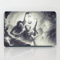 The Intruders iPad Case