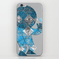 Mesmerized By The Light … iPhone & iPod Skin