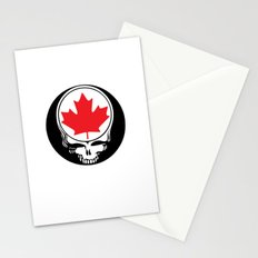 Canadian Steal Your Face Stationery Cards