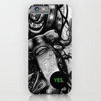 iPhone & iPod Case featuring PYL 2 by mark kowalchuk