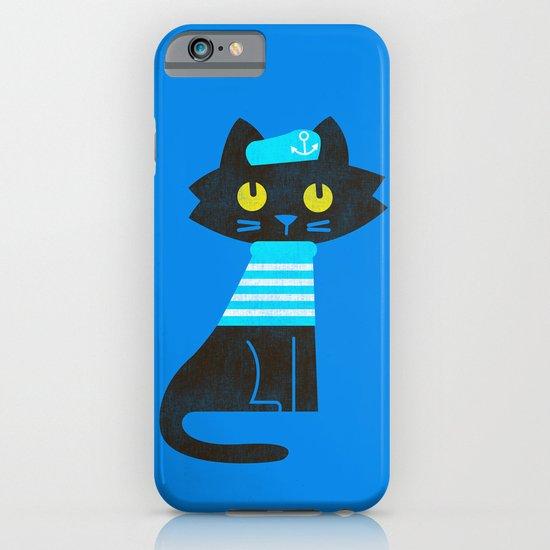 Fitz - Sailor cat iPhone & iPod Case