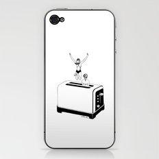 1 Minute Tan iPhone & iPod Skin