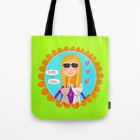 Dogs Are Bliss ❤️  Tote Bag