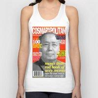 COSMARXPOLITAN, Issue 9 Unisex Tank Top
