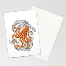 Hexapus Ink 3 Stationery Cards