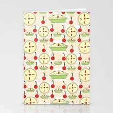 Cherry Pie Stationery Cards