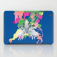 Cats Eyes iPad Case
