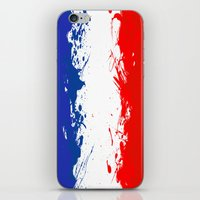 in to the sky, France  iPhone & iPod Skin
